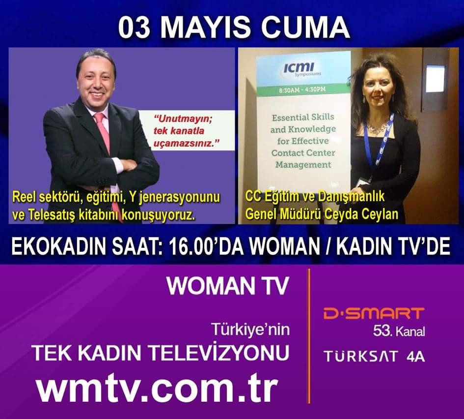 Woman TV, Eko kadın