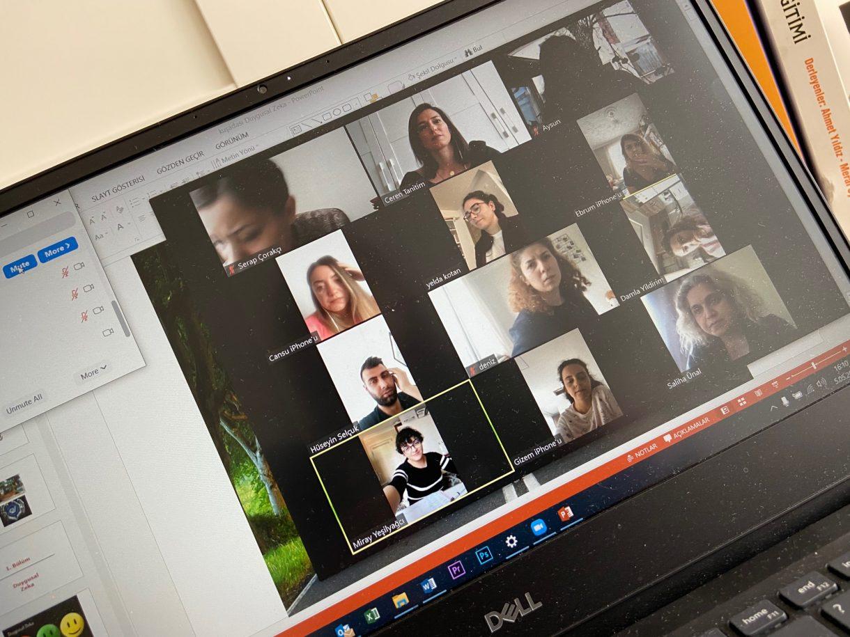 Kuşadası belediyesi online eğitim