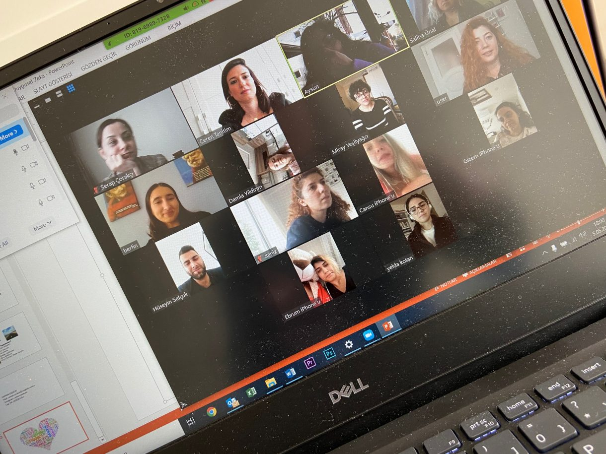 Kuşadası belediyesi online eğitim sınıfı